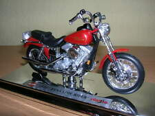 Maisto Harley-Davidson FXDL Dyna Low Rider rot red 1:18