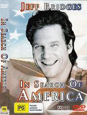 In Search of America-1971-Jeff Bridges- Movie-DVD
