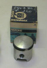 JLO ROCKWELL LR-340/2 .040 OVER SIZED SNOWMAX PISTON W/RINGS NOS IN BOX