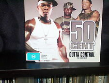 50 CENT OUTTA CONTROL- AUSTRALIAN CD SINGLE NM