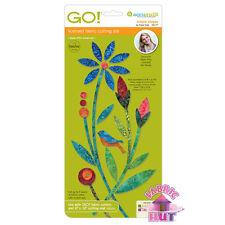 Accuquilt GO! Fabric Cutter Die Simple Shapes by Edyta Sitar Flower Sew 55177