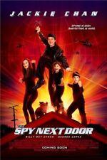 SPY NEXT DOOR ~ ORIGINAL 27x40 MOVIE POSTER Jackie Chan DAM