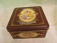 Hersheys Pure Milk Chocolate Nostalgic  Vintage Edition #4 1995 tin