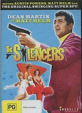 THE SILENCERS - Dean Martin, Stella Stevens, Daliah Lavi on DVD