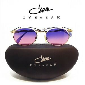 EXTREMELY RARE VINTAGE 80s CAZAL SUNGLASSES 100% AUTHENTIC COLLECTIVE 50% OFF
