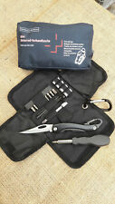 Für BMW R 1250 GS Adventure Tool Bag Tasche Case Borsa + Bordmesser+ Erste Hilfe