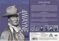 JOHN WAYNE - Boxed DVD SET - 3 x Classic Vintage Films - REGION 0 - NEW & SEALED