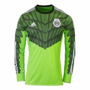 Adidas Mexico Goalkeeper Soccer Jersey Memo Ochoa World Cup Men's Size XL