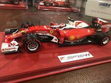 1:18 BBR Ferrari F1 SF16-H GP China 2016 Raikkonen #/12 Diecast RARE!!