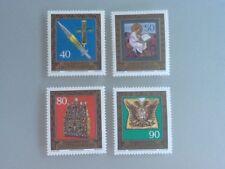 Liechtenstein 1977 SG#670-3 Imperial Insignia MNH