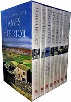 The Complete James Herriot All Creatures Great and Small 8 Book Collection, Vet