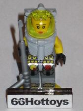 LEGO ATLANTIS 7985 Diver Samantha Rhodes Minifigure New