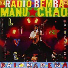 MANU CHAO - BAIONARENA (CRISTAL) [CD]
