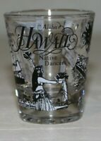 Vintage Shot Glass - Aloha Hawaii Shot Glass