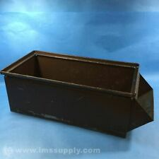 "2' L X 11"" W X 8"" H Brown Metal Industrial Parts Bin Drawer  USIP"