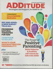 ADDitude Winter 2020 Strategies & Support for ADHD & LD Vol 20 Issue 2