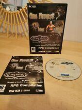 RPG Compilation  ARX FATALIS ARCHANGEL GORASUL PC 3X GAME DISC BIG BEN