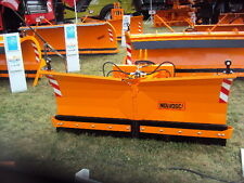 Schneeschiebeschild  Schneeschild  Schneeräumschild Schneepflug Neu für Traktor