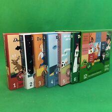 CD BOX 2 Hörbuch 6 Abenteuer Hören Box 1 3-7 Jahre Eltern for Family # 12.132
