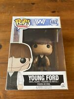 FUNKO Pop TV: Westworld - Young Ford Action Figure 462 Boxed