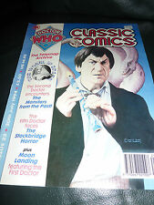 Dr Who classic comic Issue 22