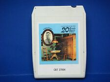 Isidore Soucy,8 Track Tape, Tested,Collection Quebecoise 20 Grands Succes