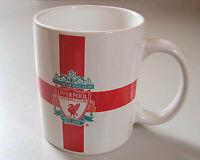 Official LIVERPOOL Football Club St George Cross Ceramic Tea Coffee Fan Mug Gift