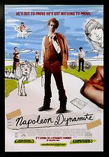 NAPOLEON DYNAMITE * CineMasterpieces 1SH ORIGINAL MOVIE POSTER NM-M UNUSED DS