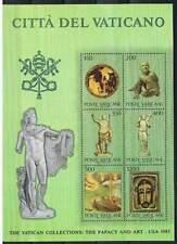 Vaticaan postfris 1983 MNH block 7 - Kunstwerken / Art (X136)
