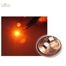 10 LED SMD PLCC-2 3528 ARANCIONE LED AMBRA LED
