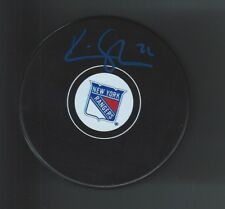 Kevin Shattenkirk Signed New York Rangers Puck