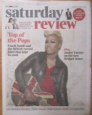 Richard Branson - Virgin at 40 – Times Saturday Review – 12 October 2013
