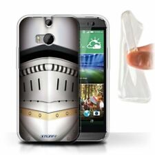 Knight Glossy Mobile Phone Cases & Covers for HTC One M8