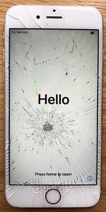 iPhone 6s 32gb White (looks unlocked)