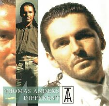 (CD) Thomas Anders - Different - Love Of My Own, One Thing, Soldier, On My Way