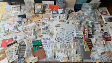 TCStamps WOW! HUGE 18lb US & Worldwide Stamp Cover Album BOXLOT ~ Treasure Hunt!