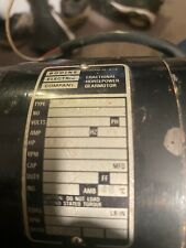 Bodine Series 400 Gear Reduction Motor 30-1 Ratio