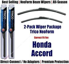 2018+  Honda Accord Wiper Blade 2-Pk Super Premium Beam Blades 16260/160