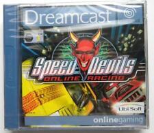 SPEED DEVILS ONLINE RACING SEGA DREAMCAST PAL MULTILANGUAGE VERSION