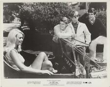 """Scene from """"The First Time"""" Vintage Movie Still"""