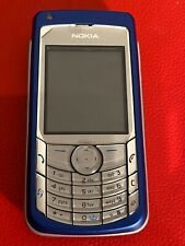 Original Nokia 6681 - Blue (Unlocked) Mobile Phone