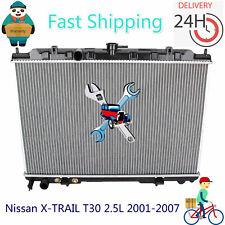 Premium Radiator For Nissan X-TRAIL T30 2.5L 2001-2007 Auto/Manual Fast Shipping