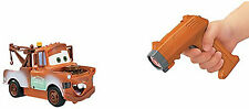 Disney Cars 6 Inch Tow Mater Truck Ages 4+ Radio Remote Control Car RC IR Toy