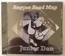 """Junior Dan """"Reggae Road Map"""" CD Hi-Try Records (2009) Roots Reggae NEW Rare!"""