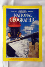 March Illustrated Nature, Outdoor & Geography Magazines