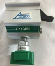 Amico Horizon O2 Block Assembly With Chemtron Female
