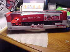 M2 CHASE Coca Cola '50s Beverage Semi with Trailer CHASE Only 750 Made