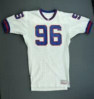 1993 Kanavis McGhee New York Giants Game Used Worn Jersey Size 44