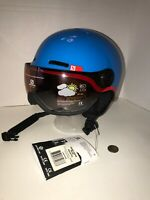 Salomon Grom Visor Blue Kids Small (49- 53 CM)