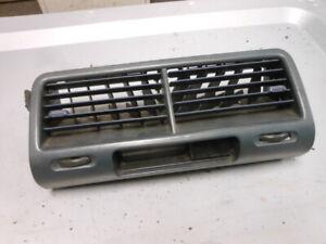 Used Honda OEM Center Dash Case Trim Clock Vents 1988-1991 Civic Wagon 77615-SH3